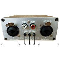Aluminum Housing LA-2PLUS Audio Signal Audio Noise Isolator Speaker Tester dl45