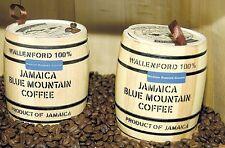 Wallenford Jamaican Jamaica Blue Mountain-Coffee Good Food Award Winner-1LB
