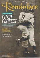 Reminisce October/November 2016 Baseball's Best Pitch Perfect