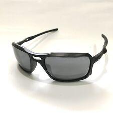 Oakley Sunglasses * Triggerman 9266-01 Matte Black Black Iridium COD PayPal