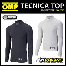 IAA/756 OMP TECNICA FIREPROOF LONG SLEEVE TOP RACE RALLY MOTORSPORT FIA