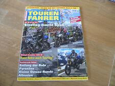 Motorrad Reisen *TOURENFAHRER *Juni 6* 2019*