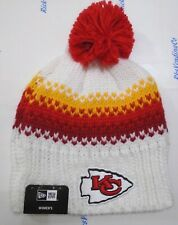 Kansas City Chiefs New Era Women's Knit Hat Winter Beanie