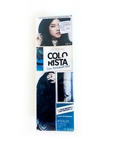 LOreal Paris Colorista 1 Kit Teal Lasts 4-10 Shampoos No Ammonia No Peroxide New