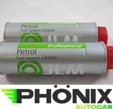 2x JLM Benzin System Reiniger Krafstoffreiniger Fuel Cleaner 250ml
