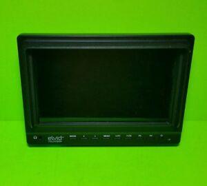 "BARELY USED - BAD SCREEN - Elvid 7"" FieldVision On-Camera 3G-SDI & HDMI Pro LCD"