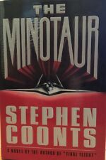 A Jake Grafton Novel: The Minotaur Vol 3 Stephen Coonts 1989 Hardcover 1st Ed