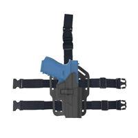 Drop Leg Holster For Glock 17 22 31 Gen1 2 3 4 5 Police Thigh Tactical Holder