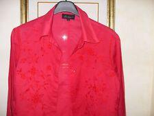 LUISA SPAGNOLI camicia donna tg.L in cotone 100%.