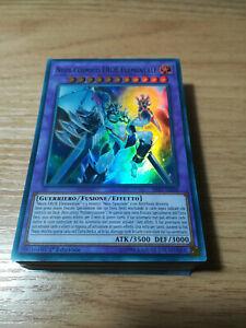 Yu-Gi-Oh Deck Neos Eroe Elementale Cosmo Caos Nebulosa Neo-Spaziale