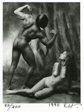 Eikoh Hosoe: Marionettes de Paris #1, Signed Silver Gelatin Print - 1990