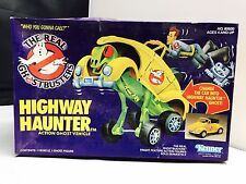 Vintage The Real Ghostbusters Highway Haunter with box Kenner