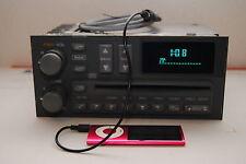 GM CD RADIO AUX INPUT FITS:82-89PONTIAC FIERO FIREBIRD TRANS AM BONNEVILLE DELCO