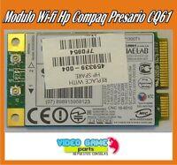 Modulo Wi-fi Hp Compaq Presario CQ61 Wireless Card PN: T60H976.17 459339-004