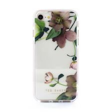 Ted Baker® ARBORETUM Floral Womens Anti-Shock Case for iPhone 8 - Clear Back