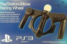 Sony Playstation Move Racing Wheel Lenkrad PS3 Neu & OVP