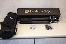 Leofoto Ls-325C with Lh-40 Head Ranger Series Tripod Kit