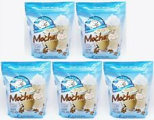 5 BAGS DaVinci Caffe D'Amour Frappe Freeze MOCHA Hot Cold Coffee Mix 3 LBS EACH