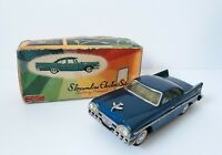 Vintage boxed Streamline Electric Sedan battery powered car toy ME009, China-WOW