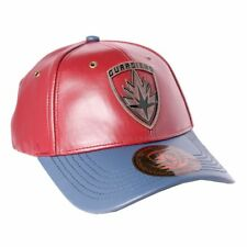 GUARDIANS OF THE GALAXY - STAR LORD COSTUME STYLE - CREST SYMBOL BASEBALL CAP