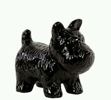 Urban Trends large Ceramic Dog Welsh Terrier / scotty dog .
