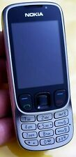 Nokia 6303 Classic Steel (Unlocked) Mobile Phone Excellent Condition Sim Free