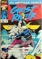 GHOST RIDER N.20  COMIC ART MARVEL ALL AMERICAN COMICS