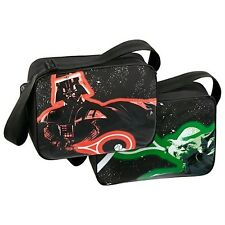 bde393afc71f Adidas Originals Star Wars Airline Shoulder Messenger Bag Black Yoda Vader  Sport