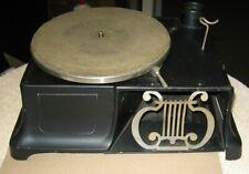 HTF Vintage GARFORD VANOPHONE Model B Phonograph Record Player w Working Motor