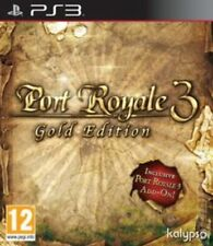 Port Royale 3: Gold Edition (PS3) VideoGames