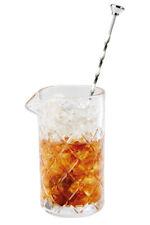 Rührglas mit Lippe 0,5 L Barglas Mischglas Cocktailglas Ø 9 cm - Höhe: 16 cm