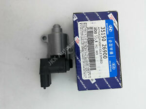 3515026900 Idle o Air Control Valve IACV For 2006-2011 Hyundai Accent Kia Rio5