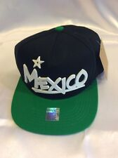 Mexico 3D Silicone Hat
