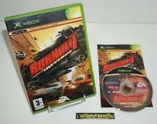 ++ jeu XBOX burnout revenge ++