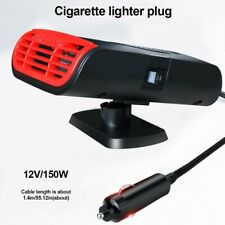 More details for portable 12v vehicle auto electric heater cooling heating fan demister defroster