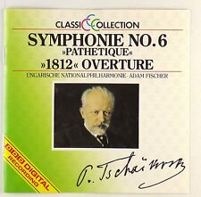 "CD - P. Tschaikowsky - Symphonie No. 6 ""Pathetique"" • ""1812"" Ouvertüre - A4892"