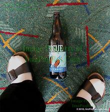 Rogue PDX Carpet IPA Limited Edition Beer Bottle ☆ Empty w/ Cap & BIN BONUS!