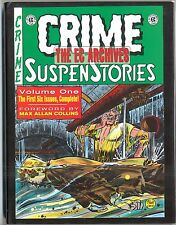 EC Archives: CRIME SuspenStories, Vol. 1