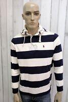 RALPH LAUREN Polo Uomo Taglia S Maglietta Casual T-shirt Maglia Manica Lunga