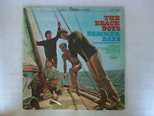 RED VINYL / THE BEACH BOYS SUMMER DAYS