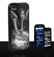 SULLEN CLOTHING BROKEN PROMISES  SAMSUNG GS3 GALAXY CELL PHONE CASE COVER SKULL