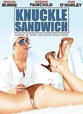 Knuckle Sandwich (DVD, 2007) Brooke Burke Morgan Fairchild John O'Hurley