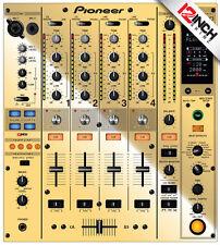 Pioneer DJM-800 Skin Mirror Gold