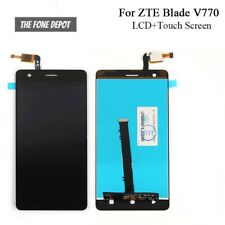 NEUF ZTE Blade V770 Orange Neva 80 écran tactile Digitizer + LCD Assembly Black