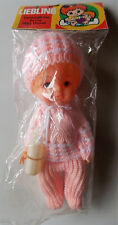 Vintage - Favorite Baby Doll - Old Doll 1970er Years - Ca. 8 5/16in - Nip