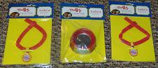 Muffy Vanderbear Accessories for LULU Dog - Dog Bowl & Leashes - NIP