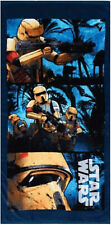 STAR WARS STORM TROOPERS Beach Bath Towel Boys Kids