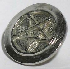 Pentagram Cookie Stamp Wiccan Pagan Kitchen Witch Gift
