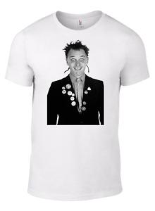Rik Mayall T-shirt Young Ones BBC funny british TV bottom comic strip rick dvd W