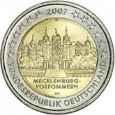 Germany / Deutschland - 2 Euro Mecklenburg-Vorpommern